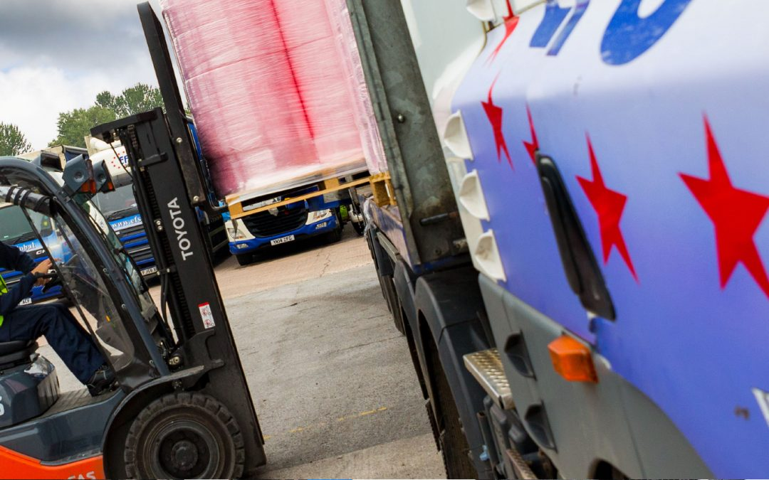 EFS Global Wins Palletways New Member Of The Year