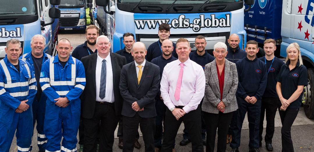 EFS Global acquires FWD Freight Services Ltd